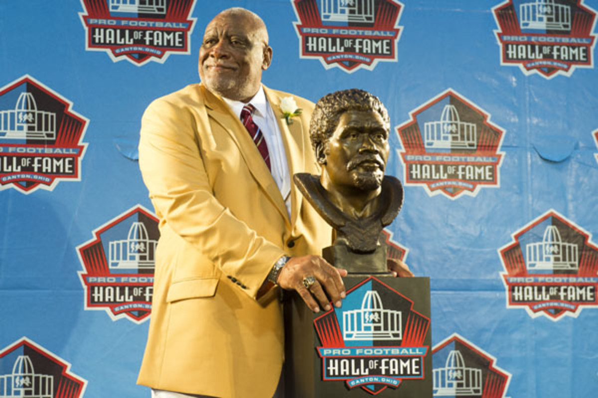 2014 pro football hall of fame claude humphrey