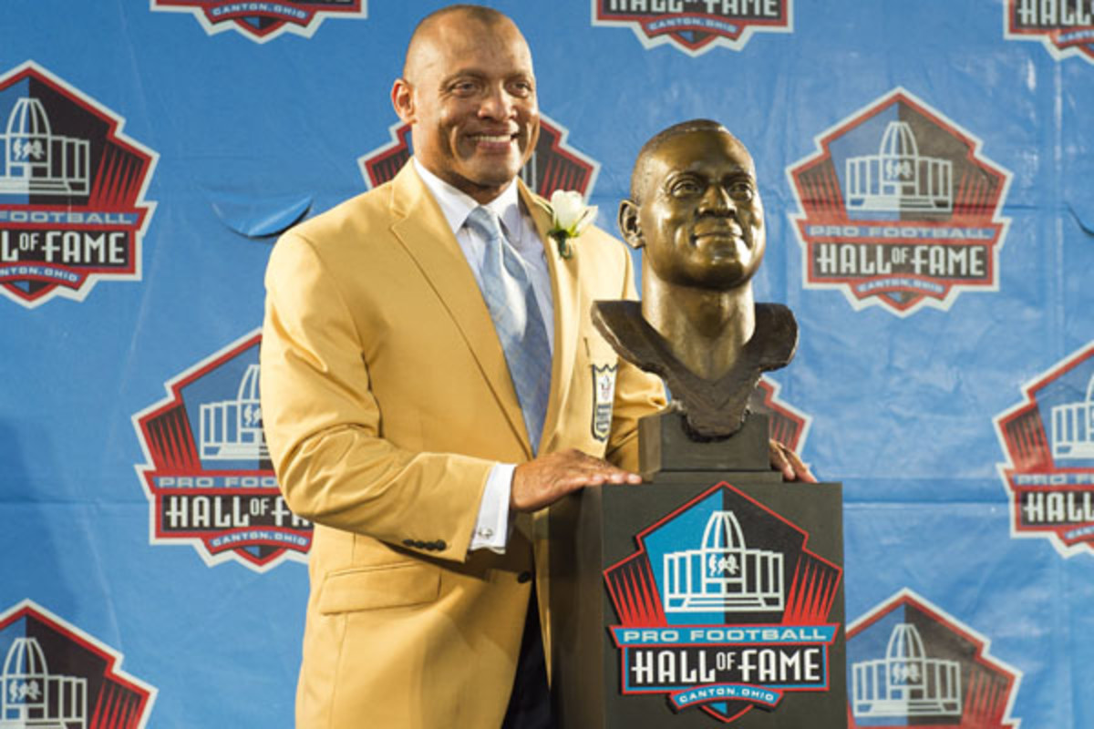 2014 pro football hall of fame williams