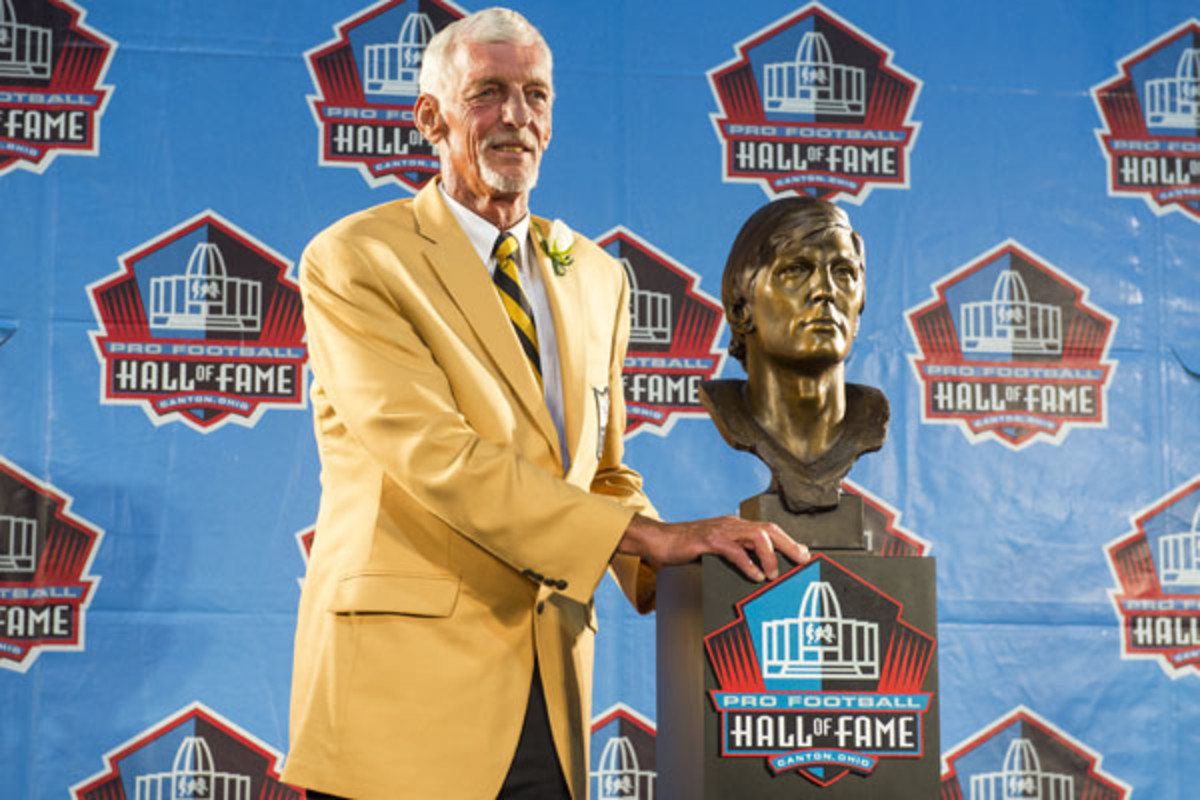 2014 pro football hall of fame ray guy