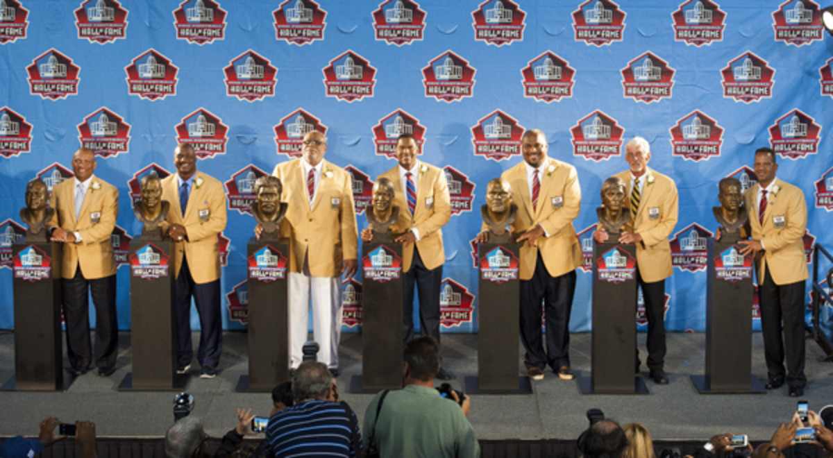 2014 pro football hall of fame