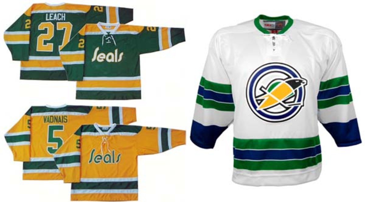 oakland seals jerseys