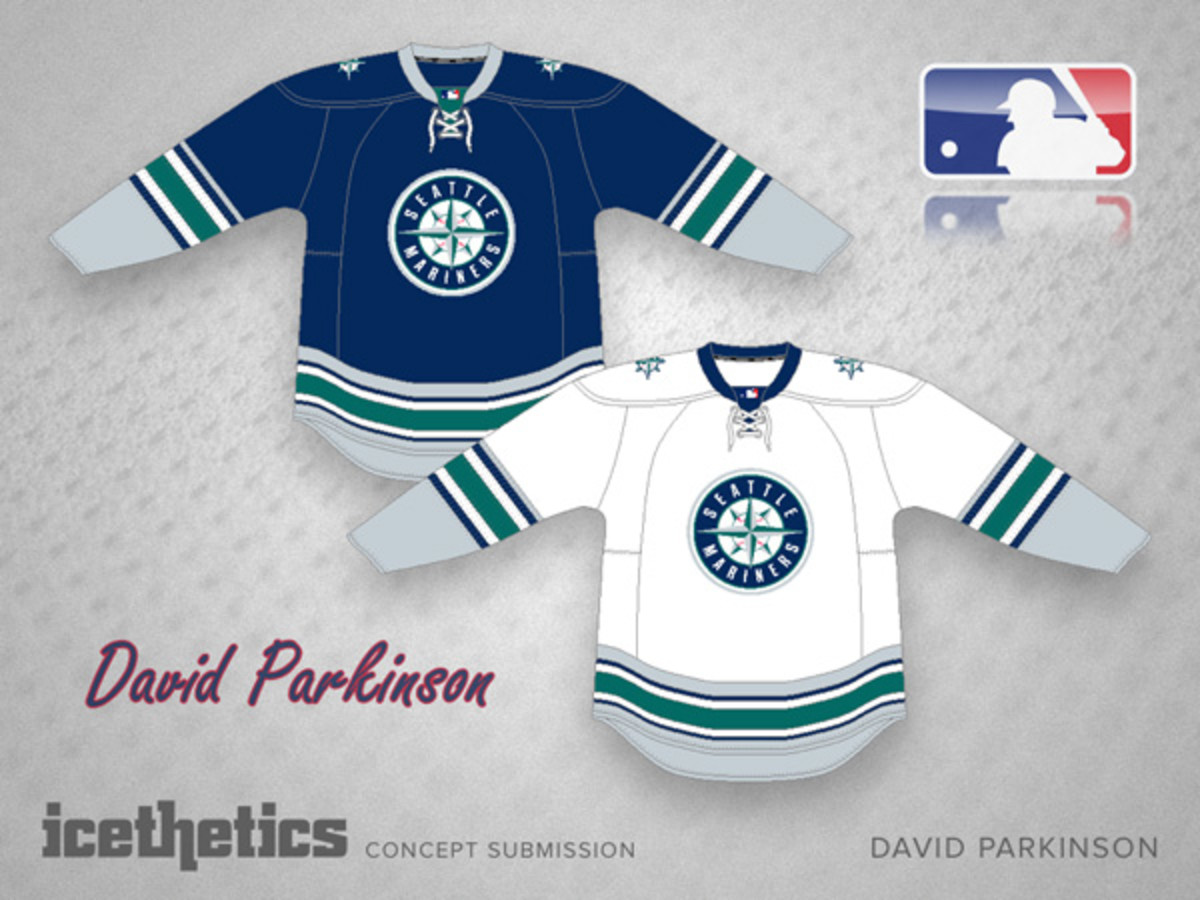 mlb hockey sweaters seattle mariners
