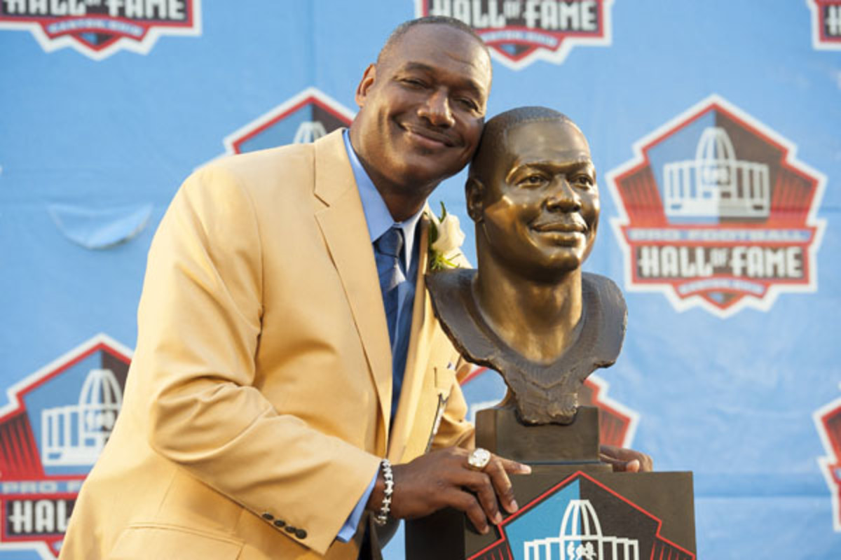 2014 pro football hall of fame derrick brooks