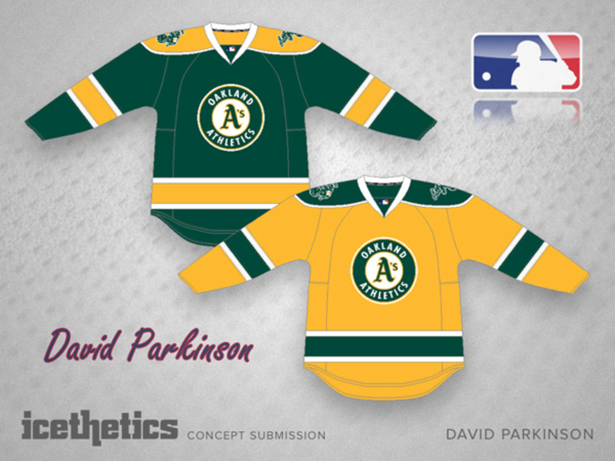 mlb hockey sweaters oakland a's