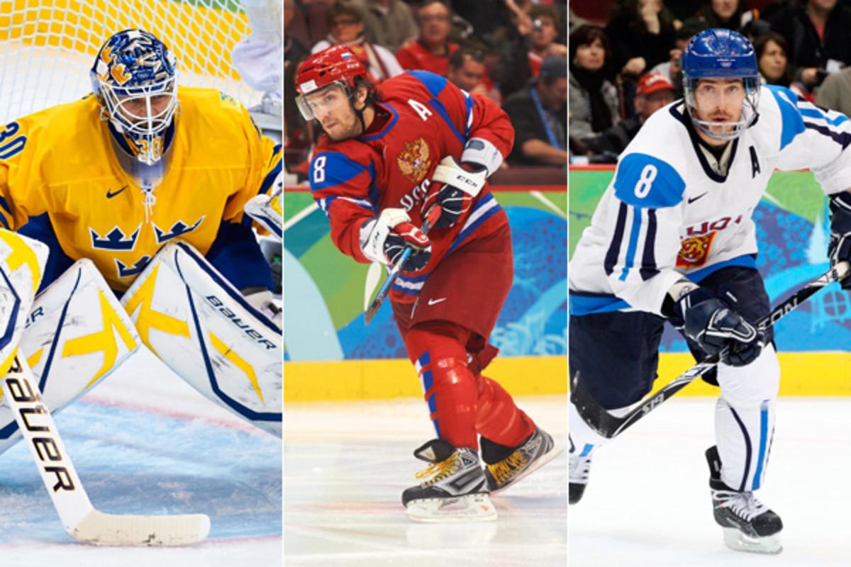 2014 winter olympics sochi sweden russian finland