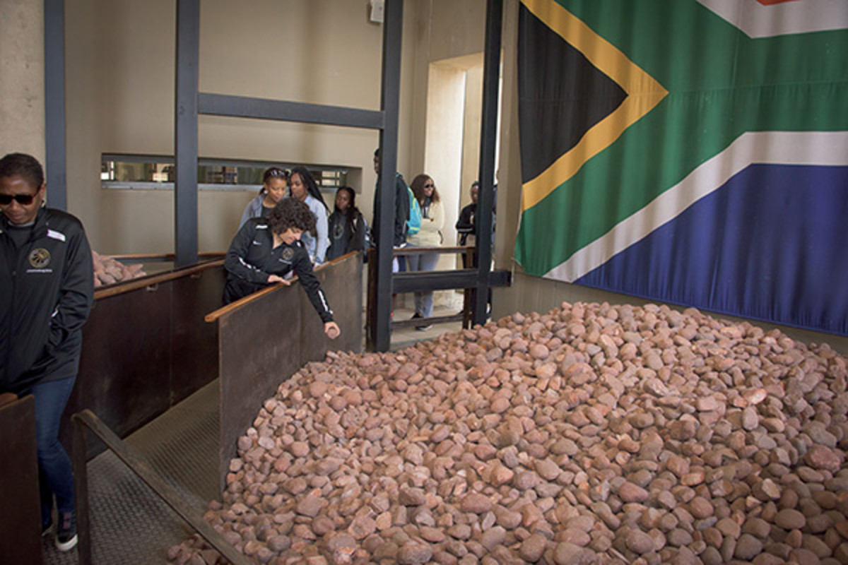 nbpa south africa apartheid museum