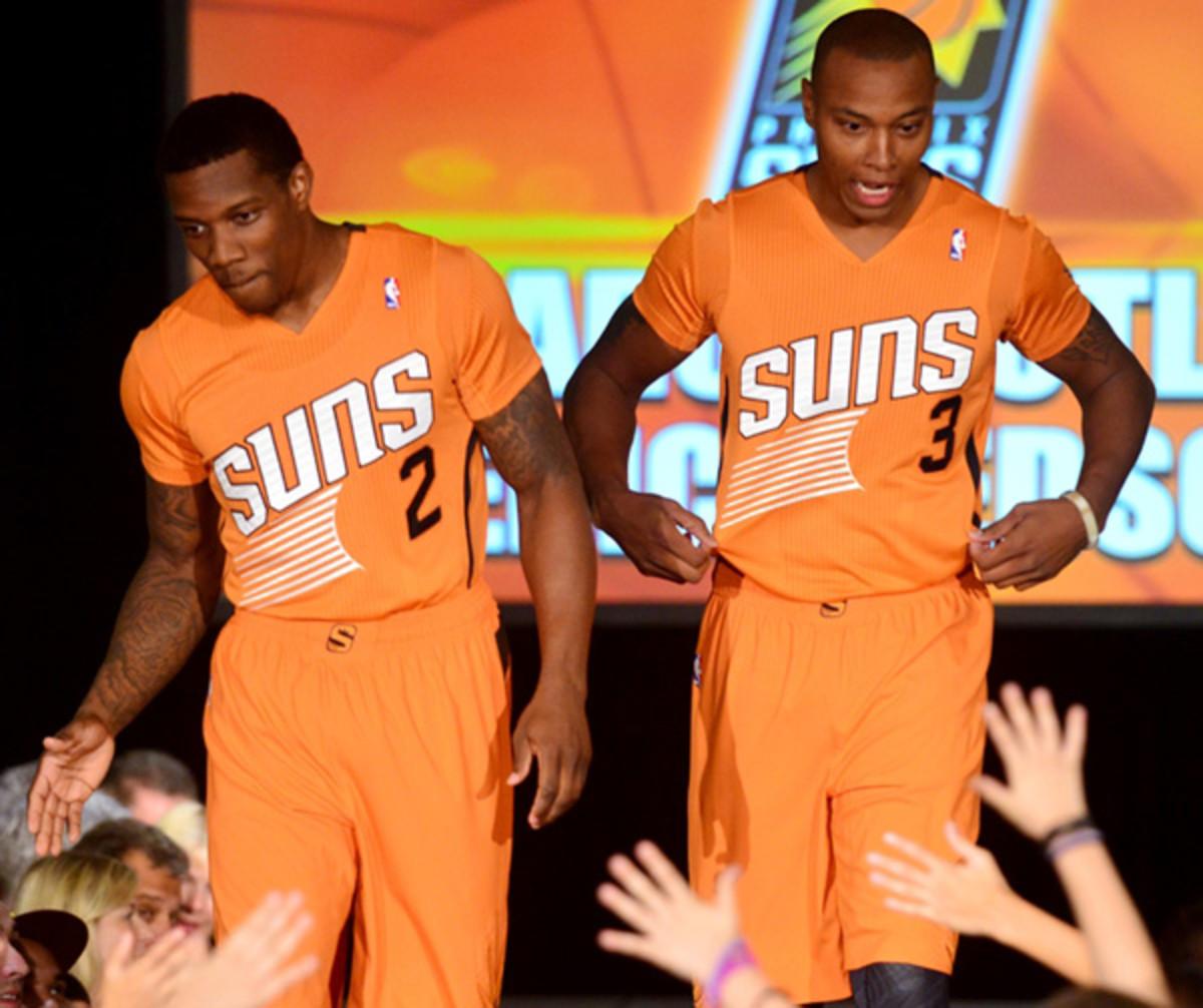 phoenix suns sleeved jerseys