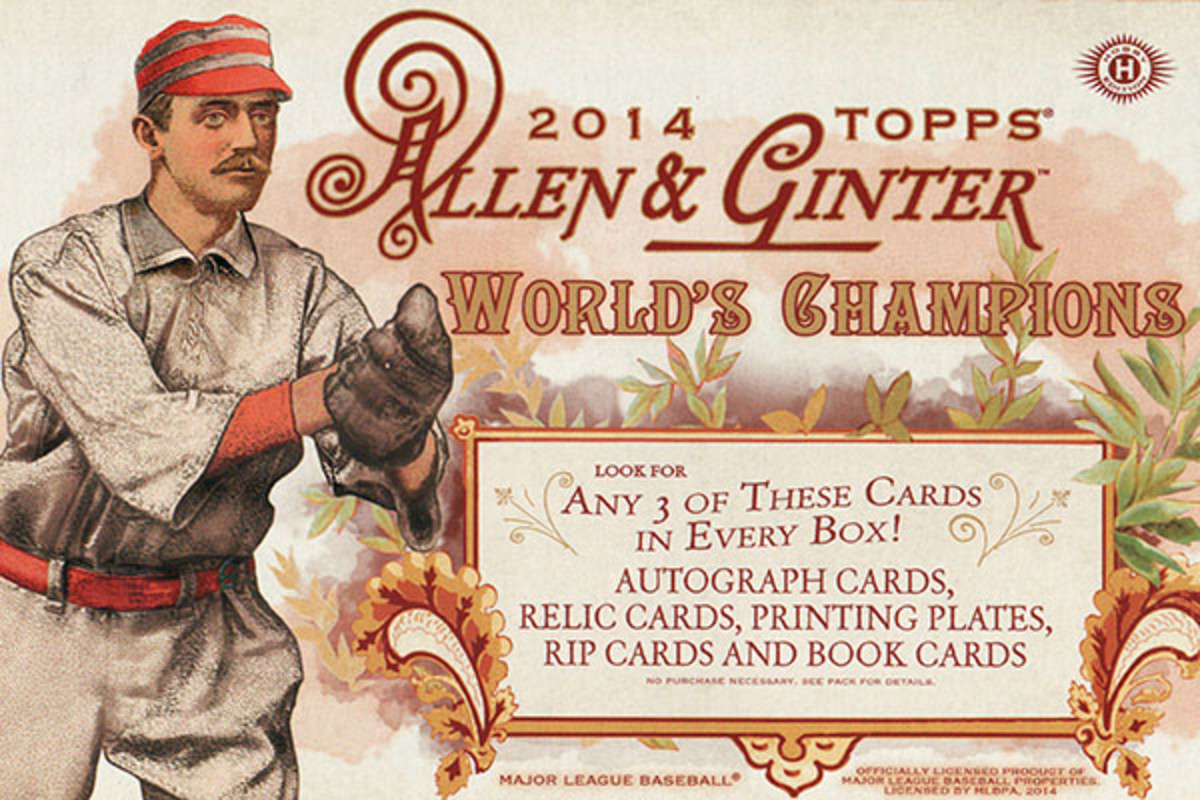 topps allen and ginter