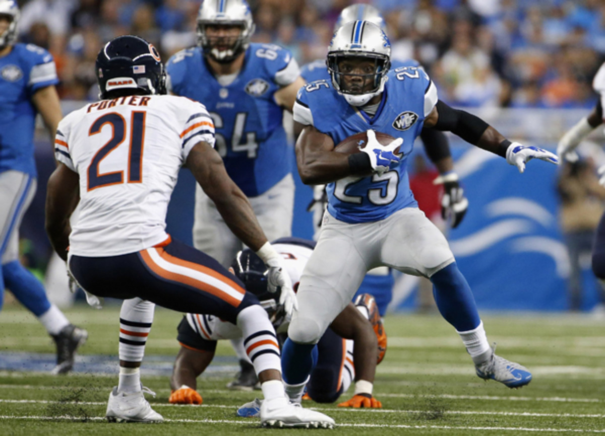 fantasy football 2015 week 7 waiver wire theo riddick