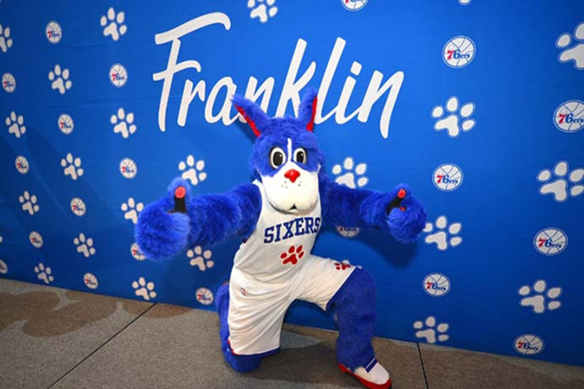 Meet The 76ers New Mascot Si Kids Sports News For Kids Kids Games And More