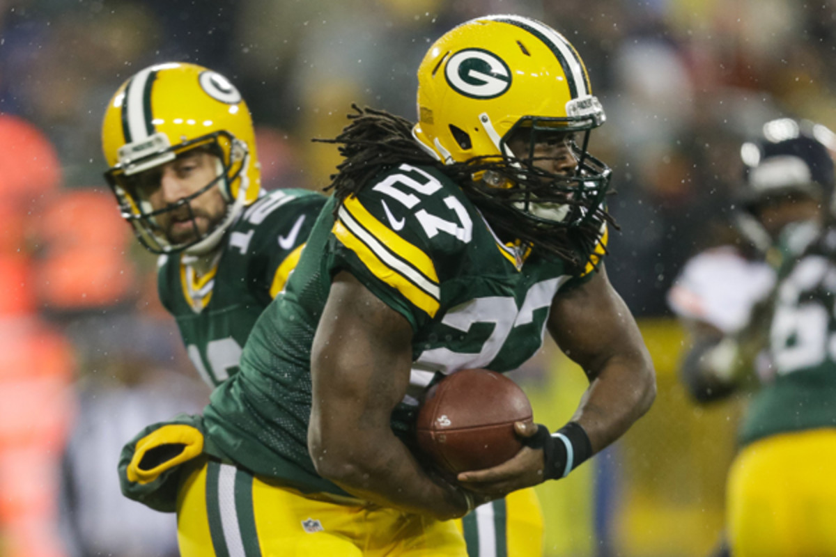 fantasy football 2015 week 14 playoff facts eddie lacy