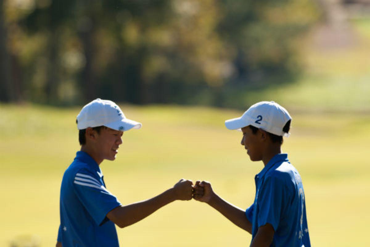 pga junior league golf championship day 2