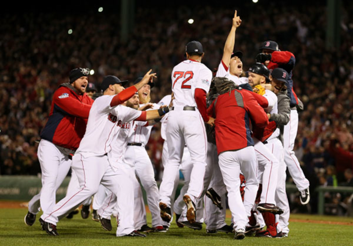 boston red sox world series 2013 champs