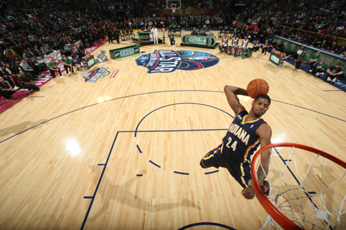 paul george indiana pacers all-star 2014