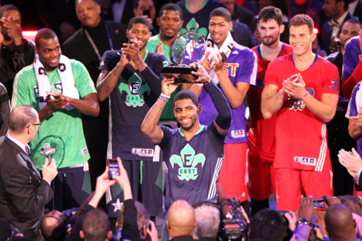 nba all-star game 2014 kyrie irving