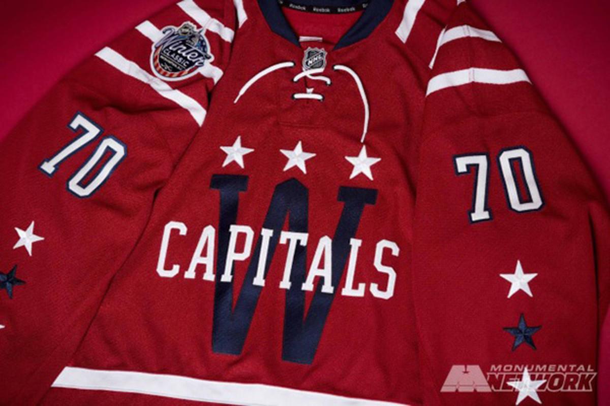 washington capitals winter classic jerseys