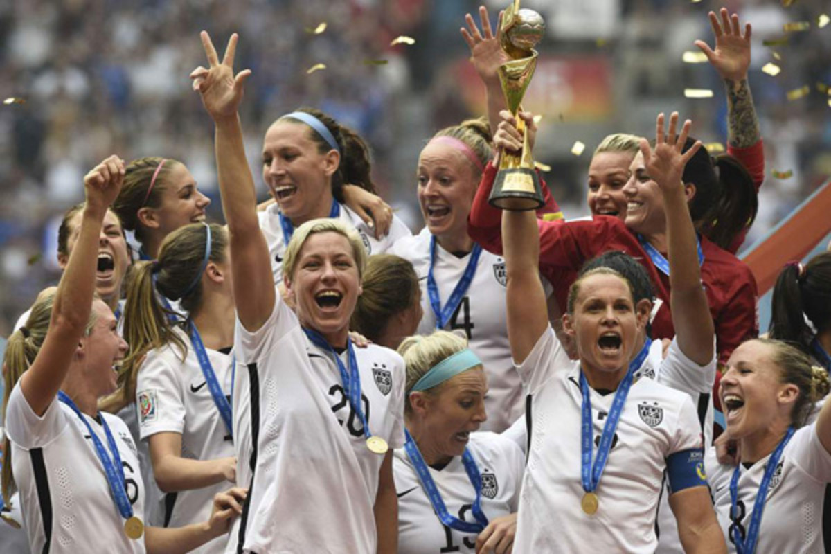 2015 women's world cup united states champions