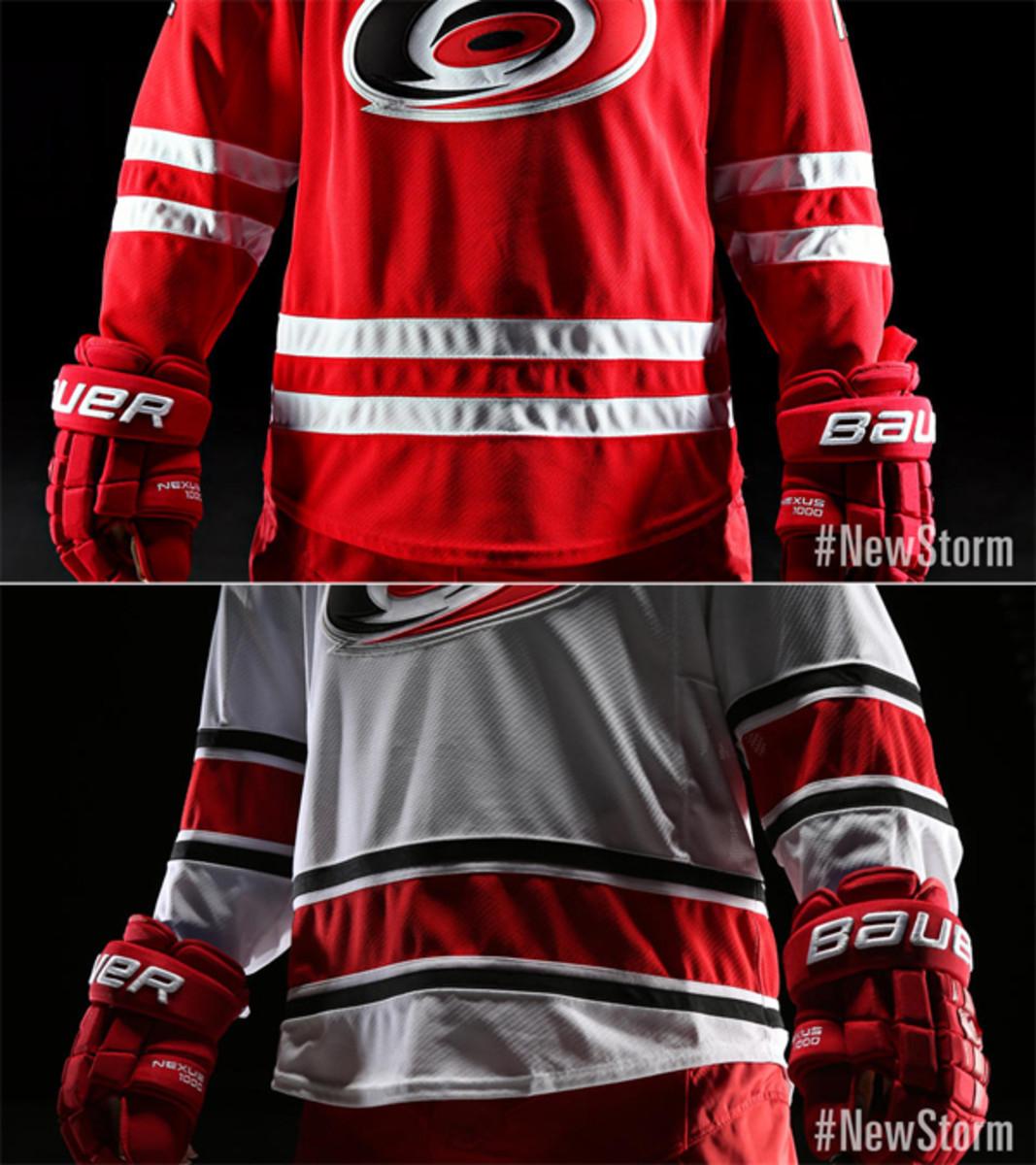 carolina hurricanes new jersey crest