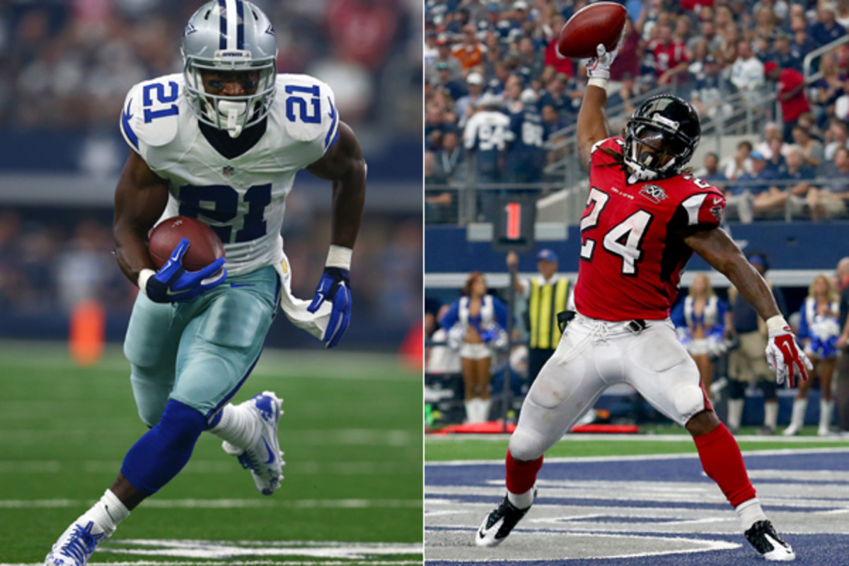 fantasy football 2015 week 3 superlatives randle freeman