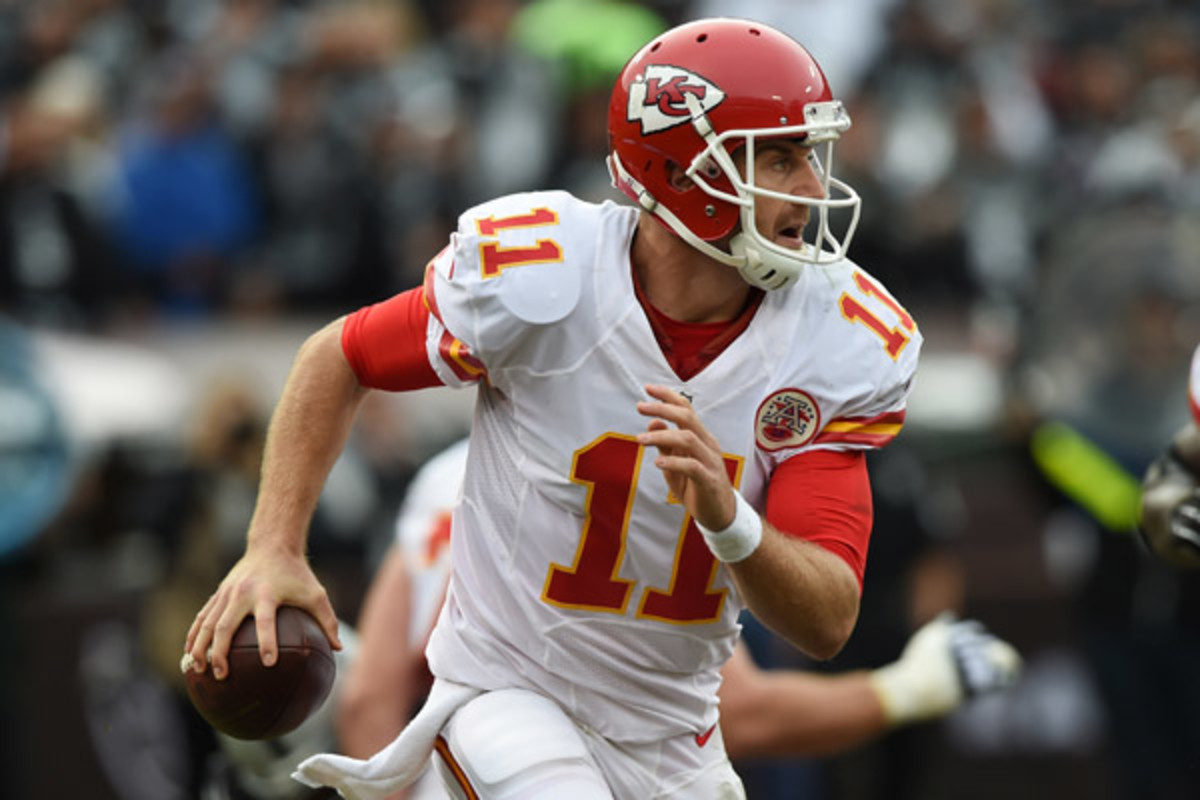 fantasy football 2015 week 14 waiver wire alex smith