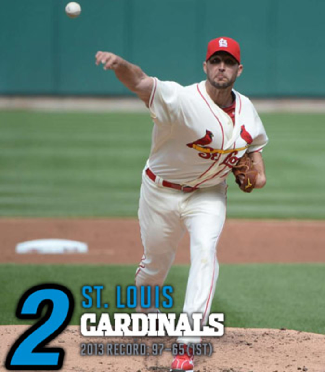 2014 mlb preview NL central st. louis cardinals