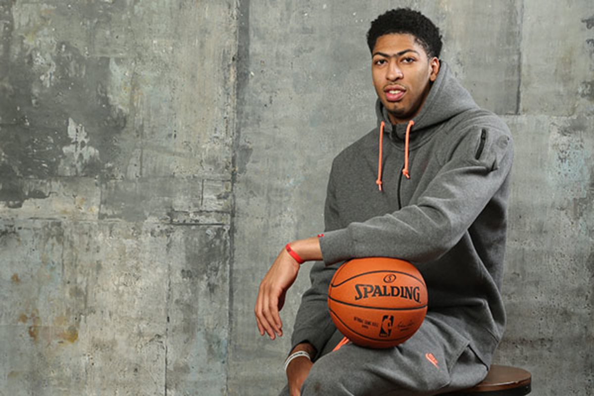 anthony davis new orleans pelicans all-star game