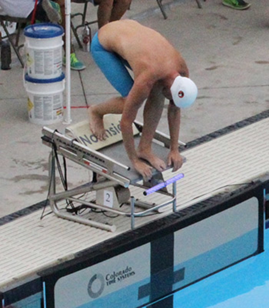 world deaf swimming championships
