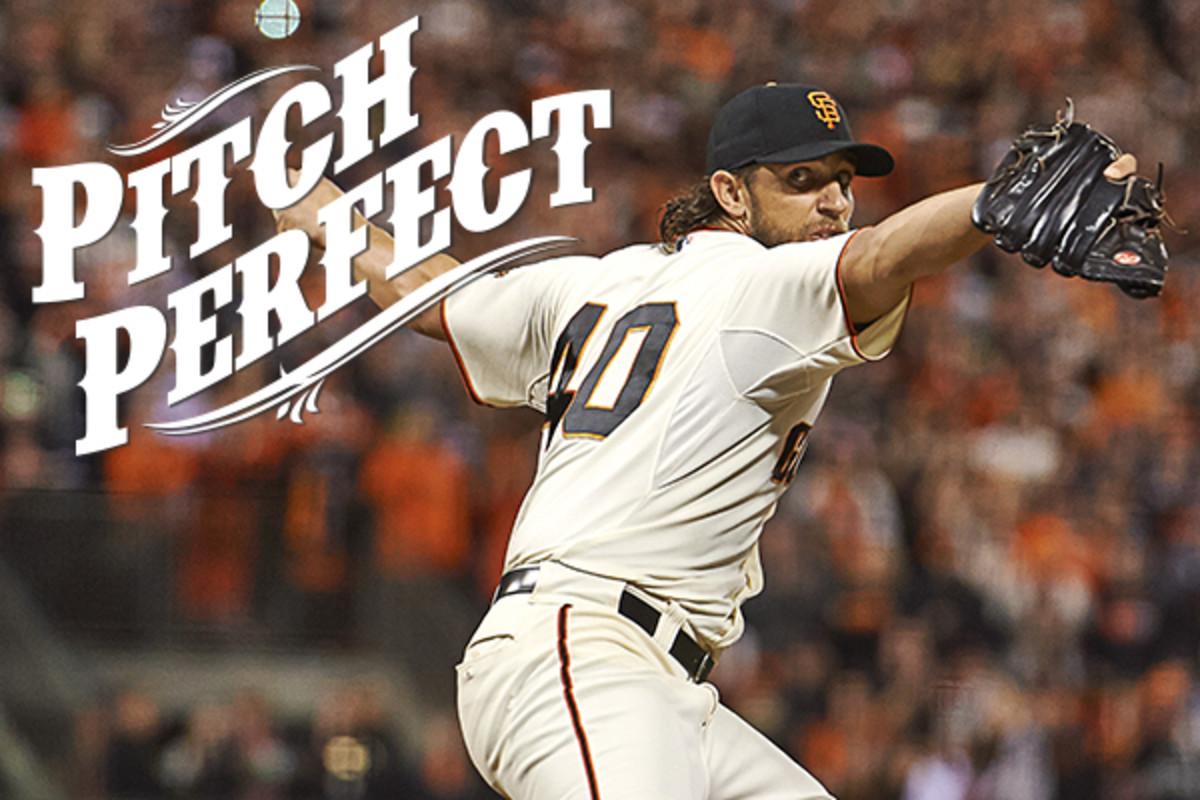 mlb 2015 pitching