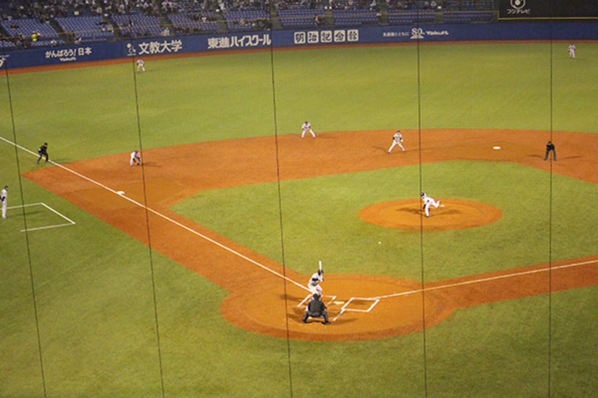 tokyo swallows japan baseball