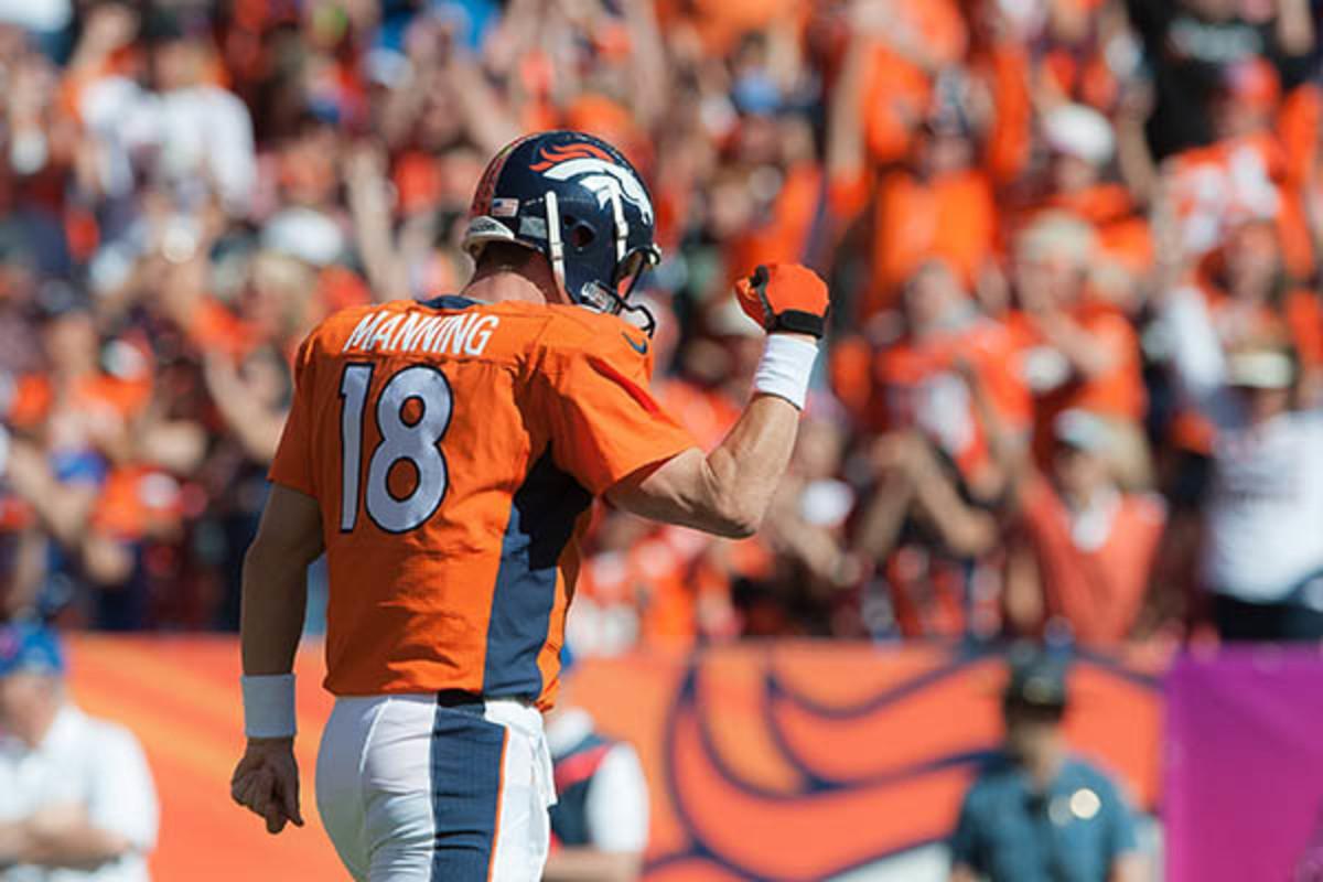 peyton manning denver broncos 500 touchdowns