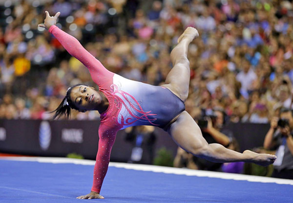 simone biles gymnastics olympics