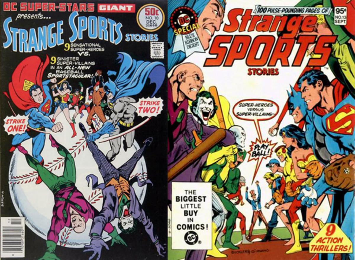 dc super-stars justice league baseball
