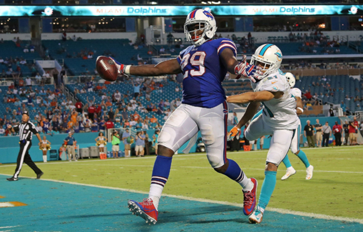 fantasy football 2015 week4 waiver wire williams