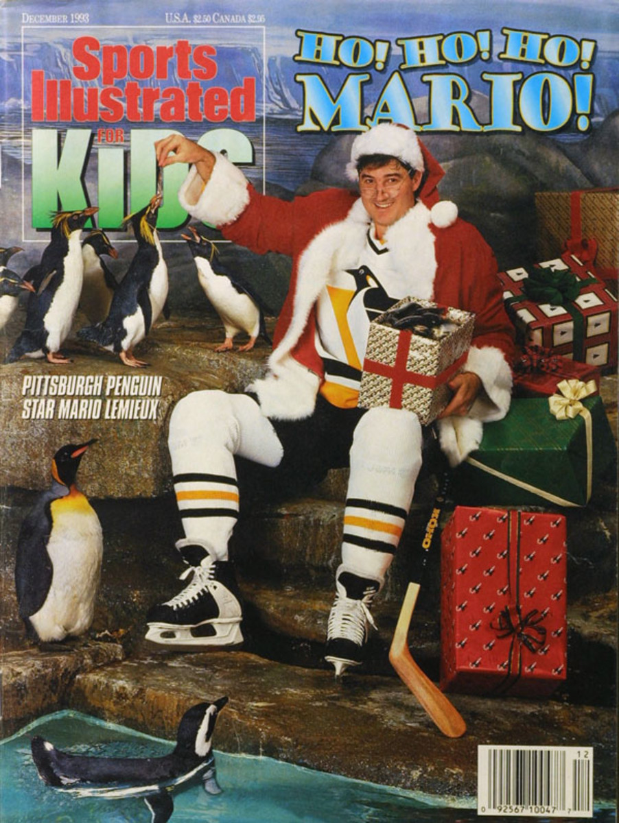 mario lemieux december 1993 throwback thursday