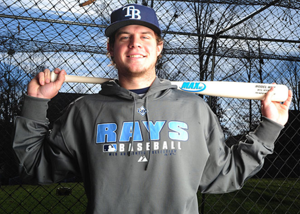 wil myers tampa bay rays gopro