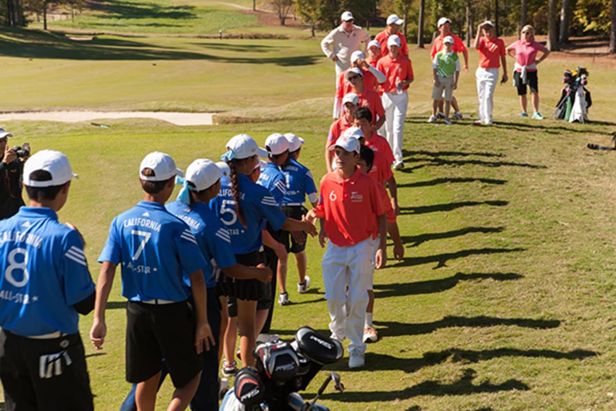 pga junior league golf championship finals