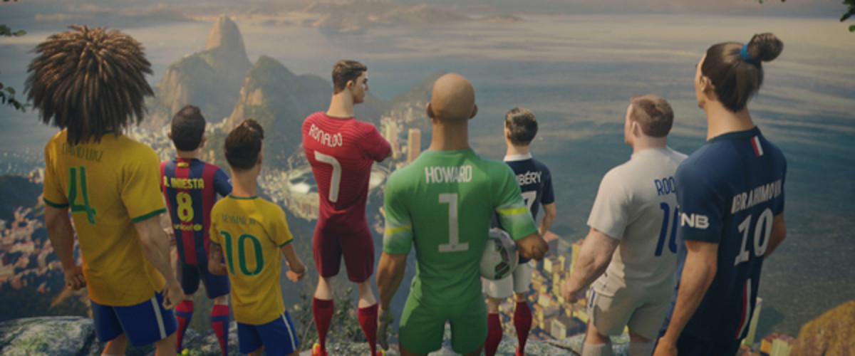 world cup 2014 nike last game