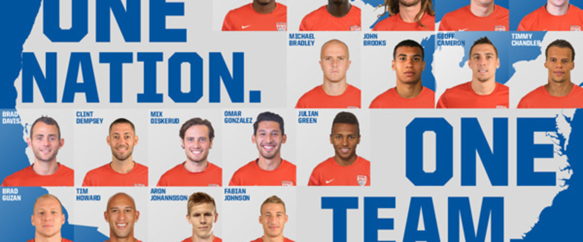SI Kids world cup 2014 guide usa roster