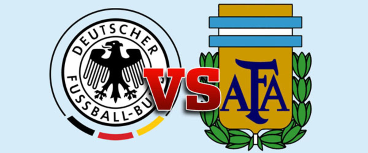 2014 world cup final argentina germany picks
