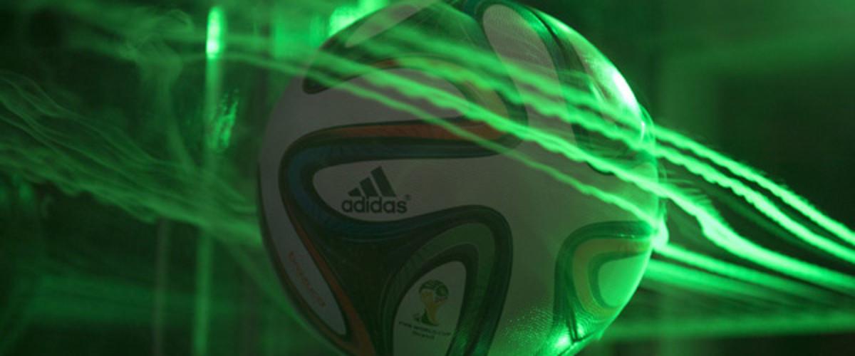 world cup 2014 nasa brazuca