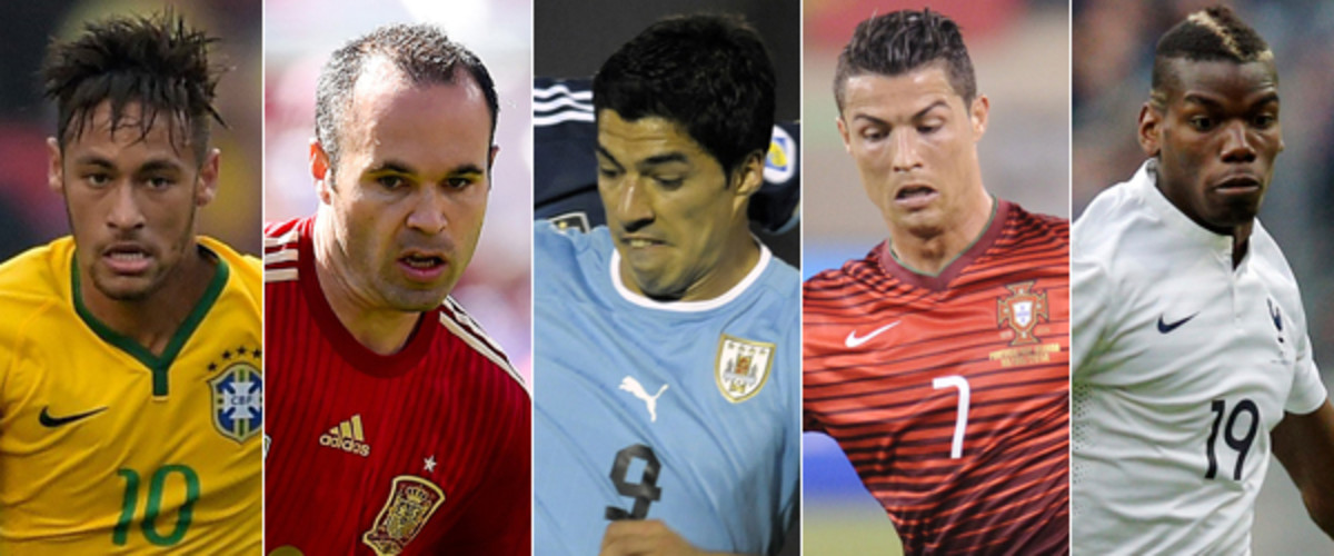 2014 world cup players to watch