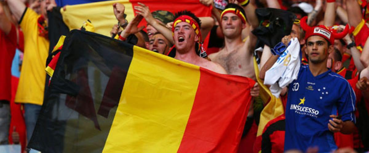 2014 world cup belgium flag