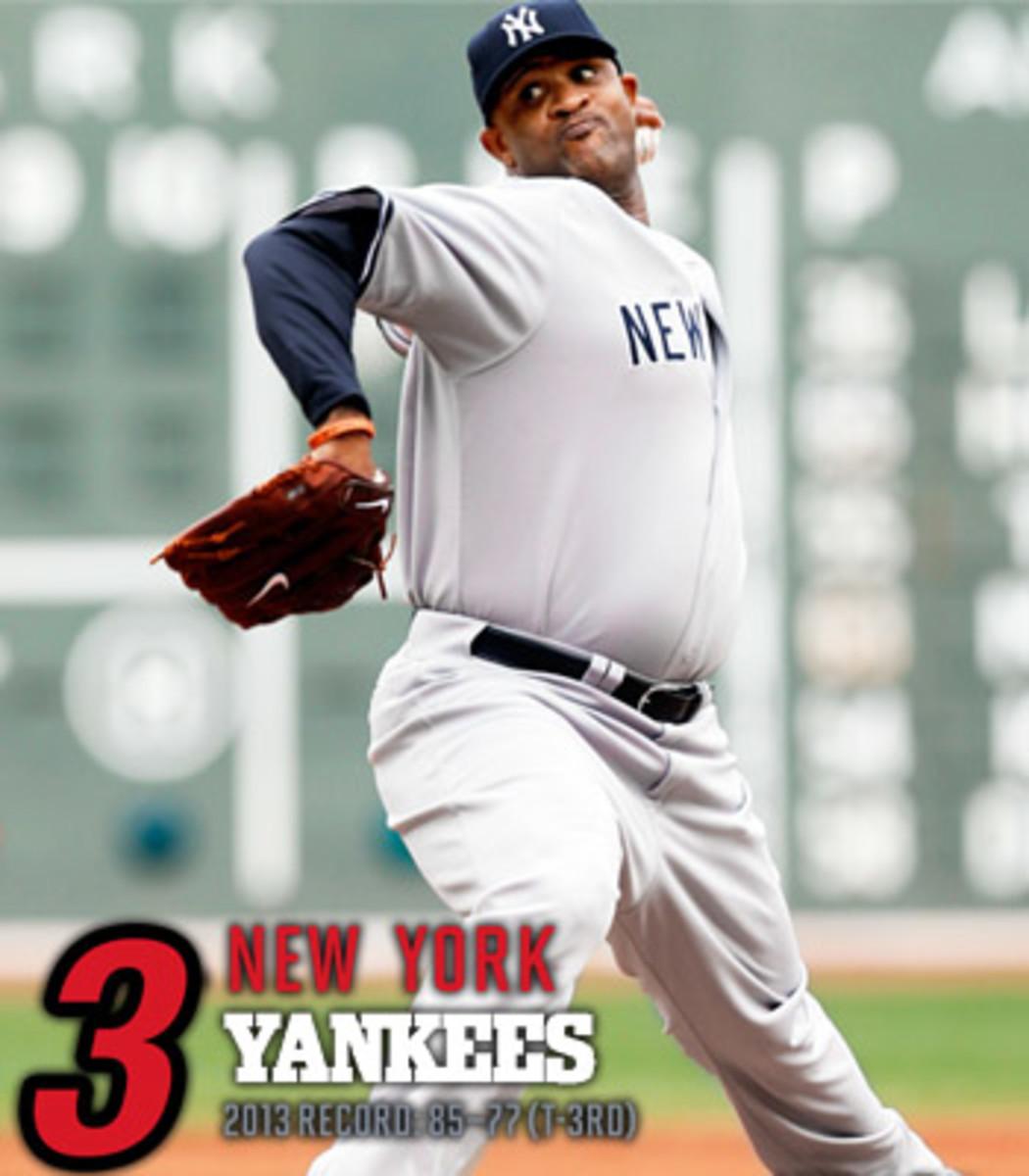 2014 mlb preview AL east new york yankees