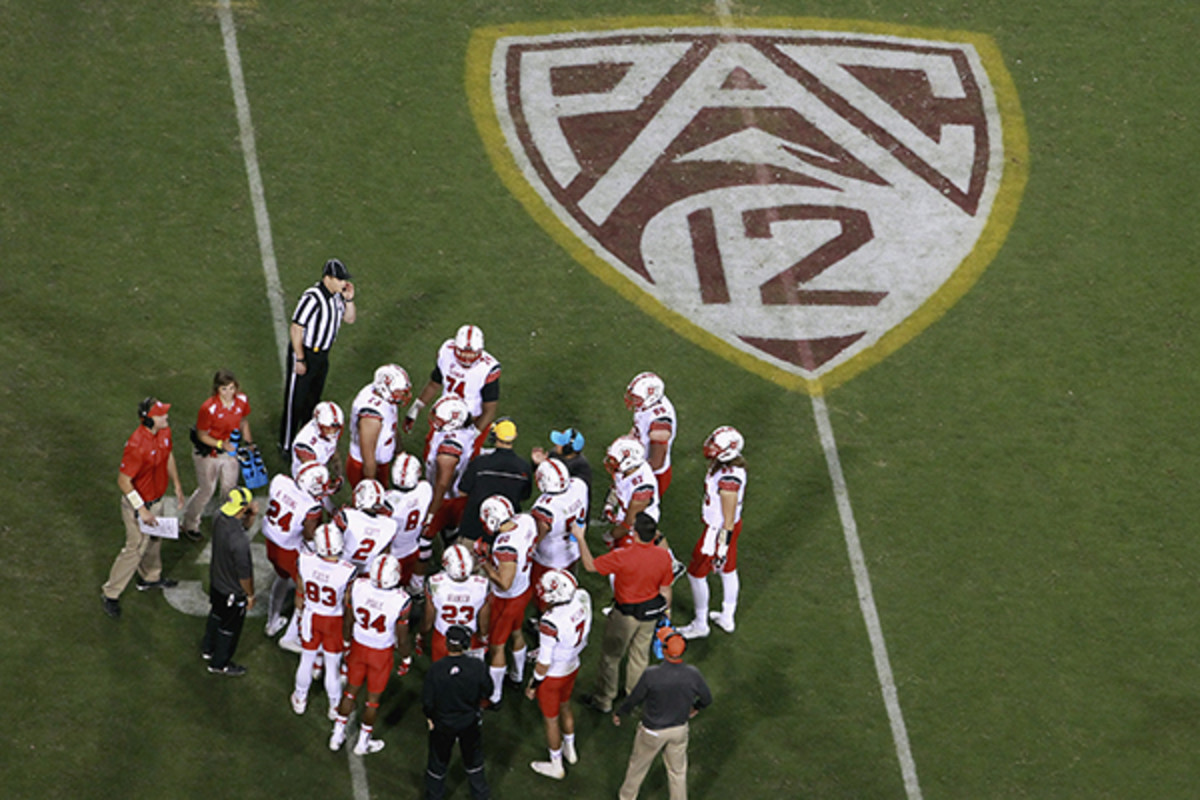 college football realignment pac-12