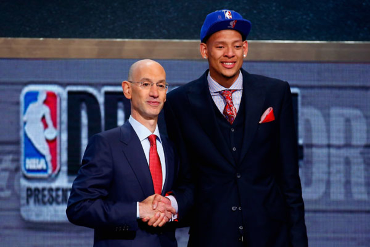 Isaiah Austin 2014 nba draft