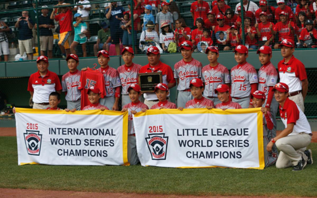 little league world series 2015 japan
