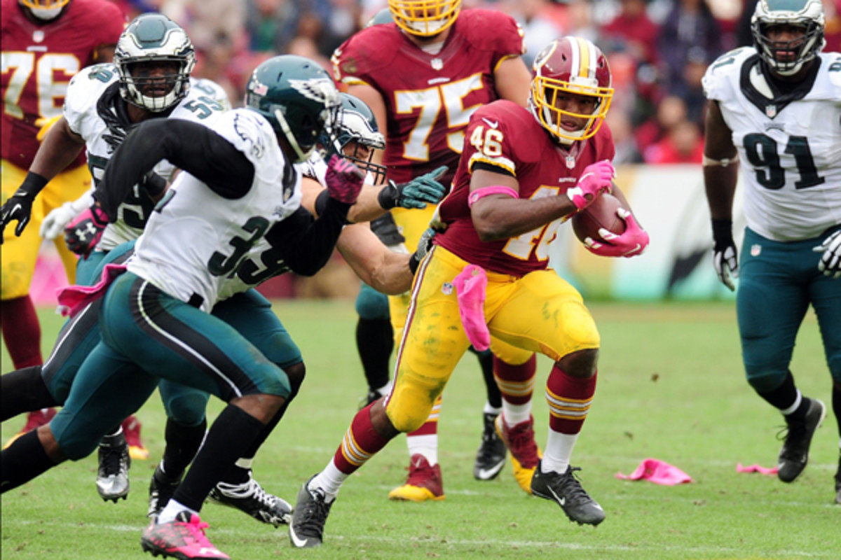 fantasy football 2015 week 4 superlatives alfred morris
