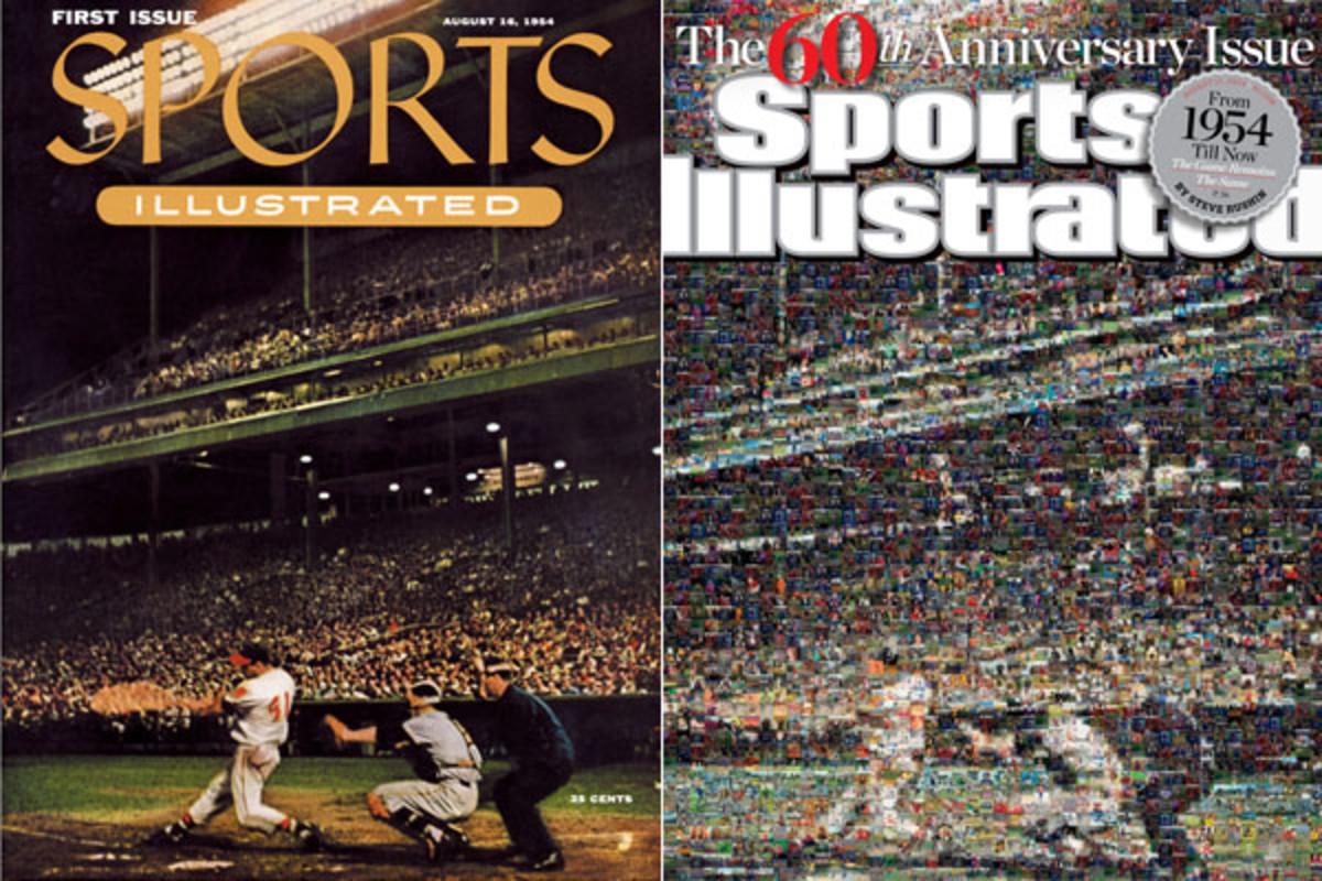 sports illustrated 60th anniversary
