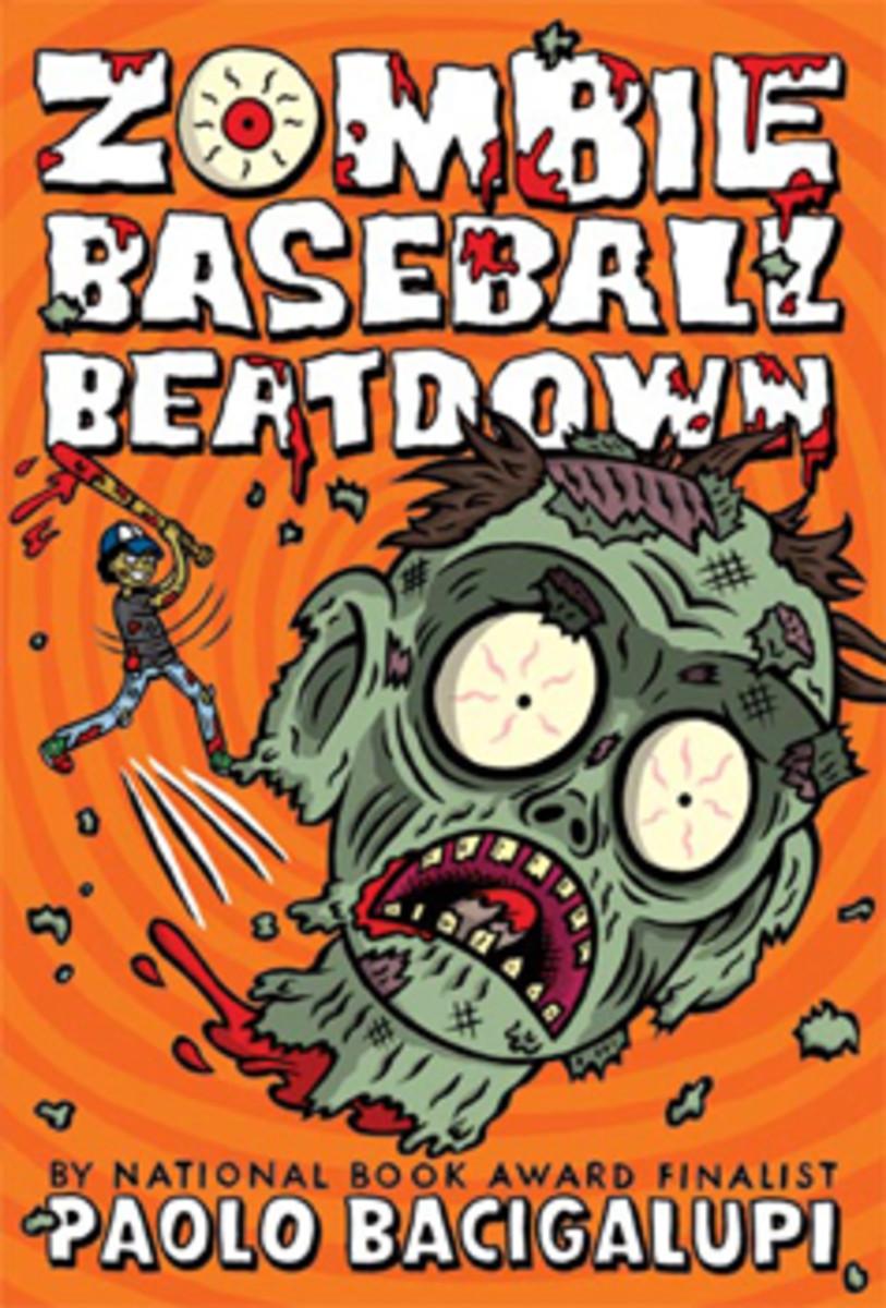 zombie baseball beatdown book cover