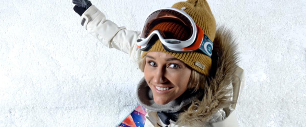 gretchen bleiler 2014 winter olympics sochi